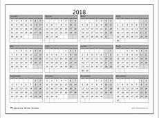 Calendrier 2018 canada Download 2019 Calendar Printable