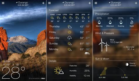 best free weather app for iphone best free weather apps for iphone getiosstuff