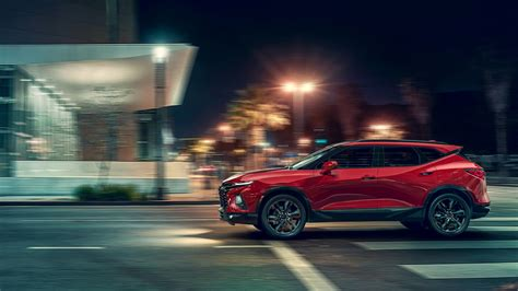 2019 Chevy Blazer Wallpaper 2019 chevrolet blazer rs wallpaper hd car wallpapers