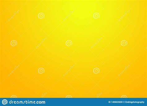 simple background abstrak gradient warna kuning stock
