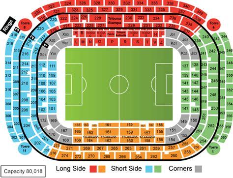 posti a sedere stadio san siro sports events ac milan vs ssc napoli stadio san