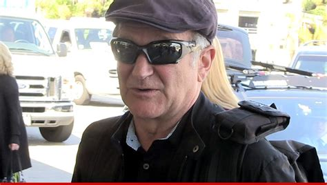 Robin Williams -- Early Stages Of Parkinson's Disease