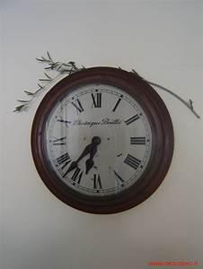 Horloge De Gare : horloge de gare usinages ~ Teatrodelosmanantiales.com Idées de Décoration