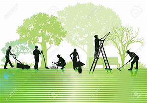 Lawn clipart garden maintenance - Pencil and in color lawn ...