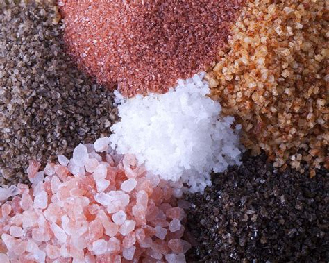 Know Your Salts Different Types Of Salt And Their