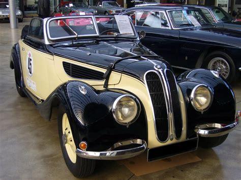Bmw 32728 Cabriolet 1937 1941 Bei Diesem