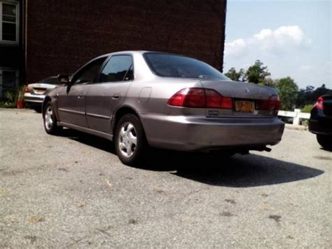 2000 Honda Accord Ex For Sale W Sun Roof Alloy Rims 4cyl