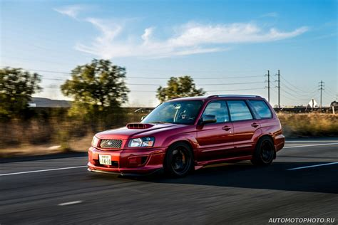 stance and tuning subaru forester hd wallpaper