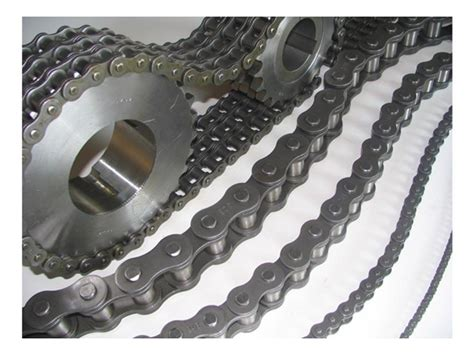 Gb Branded Chain, Sprockets, Couplings And Pulleys