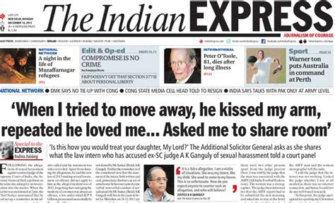 EXPRESS FIVE: Stories to read before you leave for office ...