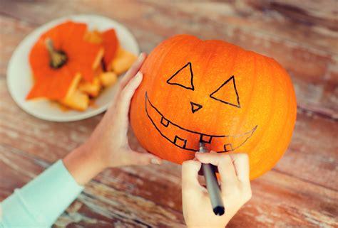 comment decorer votre citrouille pour halloween le mag