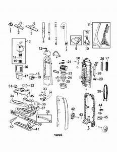 Looking For Bissell Model 3760 Upright Vacuum Repair