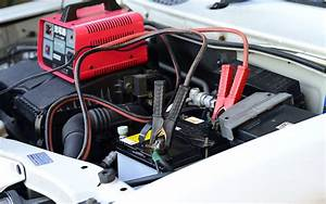 How To Charge A Car Battery