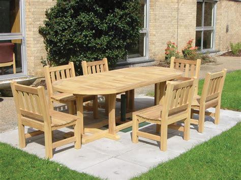 outdoor furniture exquisite solid wood teak garden