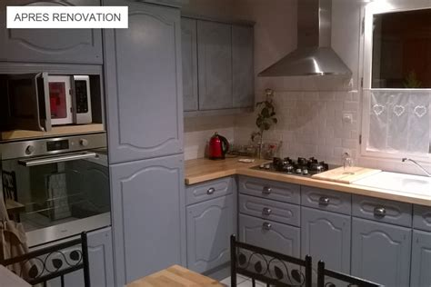 travail de cuisine rénover une cuisine avec les plans de travail de