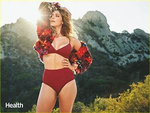 Katharine McPhee Bares Her Fit Body For 39Health39 Cover