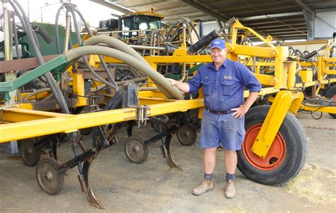 grain grower raises bar innovation fitzroy basin association