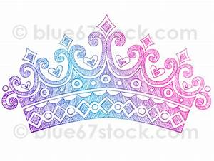 Queen Crown Drawing - Cliparts.co