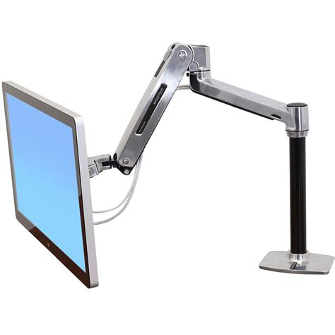 ergotron sit stand desk mount sit stand desk monitor arm ergotron 45 384 026