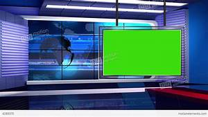 news tv studio set 32 virtual background loop stock With green screen backgrounds free templates