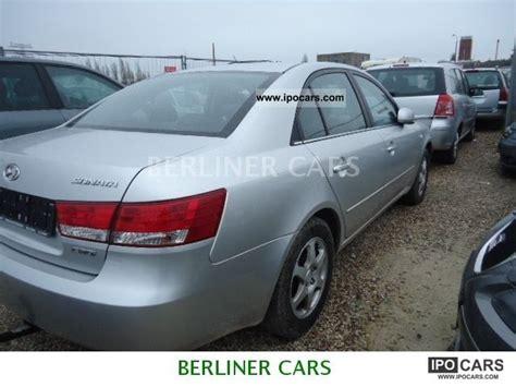 2007 Hyundai Sonata 20 Crdi Gls Excellent Condition Car