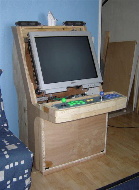 une borne d arcade maison 29 まこと の ブログ