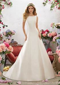 melody wedding dress style 6858 morilee With wedding dressing