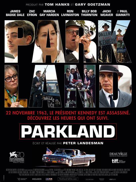 parkland  poster  trailer addict