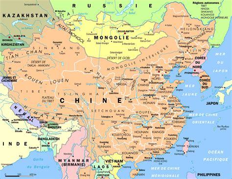 cuisine atlas catalogue carte de chine détaillée arts et voyages