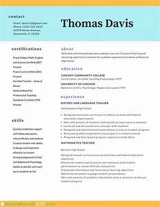 best resume template 2017 learnhowtoloseweightnet With best resume