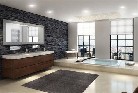 Stone Bathroom Wall Decor