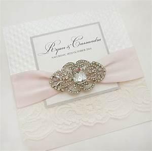 10 breathtaking rhinestone wedding invitations which With elegant jeweled wedding invitations