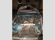 Carcaça de ranger slx 97 mais Motor v6 40 EFI