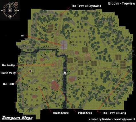 dungeon siege 3 map category locations in the utraean peninsula dungeon