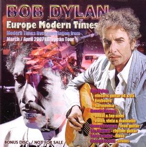 bob europe modern times collectors reviews