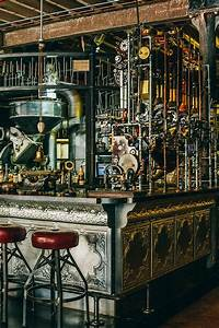 step inside truth a steampunk coffee shop in cape town With interior decor shops cape town