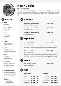 Gratis 30 Plantillas Para Curriculum De Alto Impacto