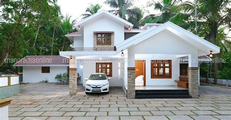 latest model  bedroom contemporary house elevation