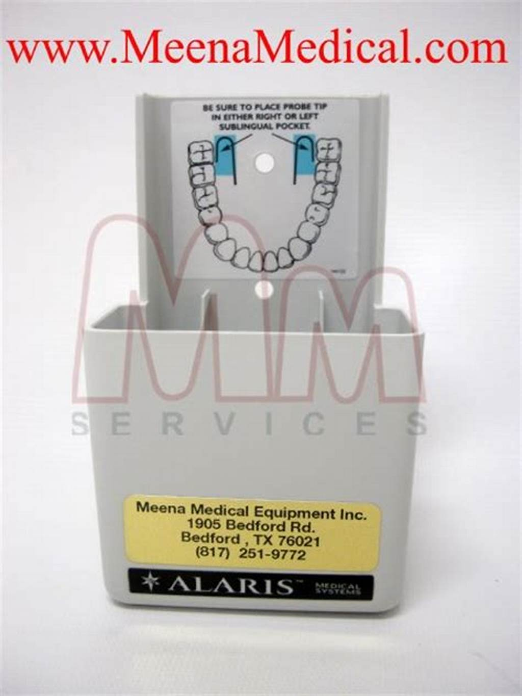#Alaris #Ivac #Turbo #Temp #Electronic #Thermometer #2180Cx01Ee