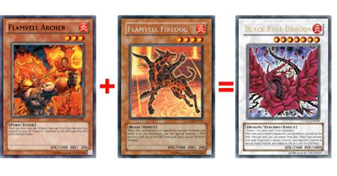 Yugioh Deck Strategies by Yugioh Deck Profile Flamvell Monarch Yugidojo Yugioh
