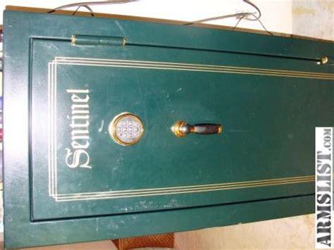 Sentinel Gun Cabinet Lost Key by Armslist For Sale Trade Sentinel 24 Gun Safe W