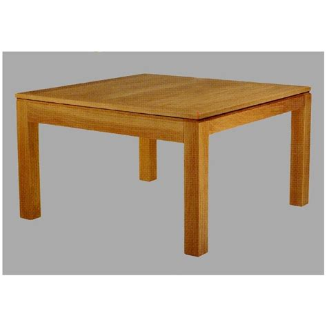 table carree en bois pin table carr 233 e en bois massif de chez meubles seltz on