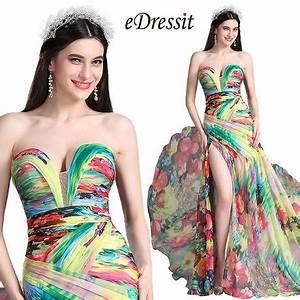 robe fleurie pour lete With chambre bébé design avec belle robe soirée fleurie