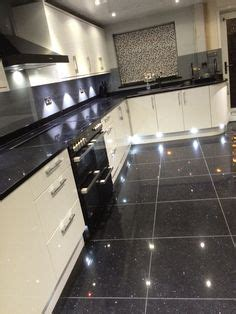 black sparkle kitchen floor tiles 1000 images about our kitchens on shaker 7905