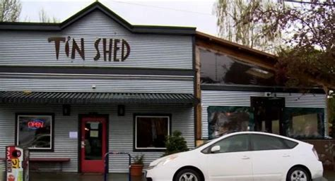 Tin Shed Garden Cafe Portland Oregon by 17 Best Images About Downtown Portland Restaurants On