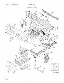Parts For Frigidaire Fafw3511kr0 Washer