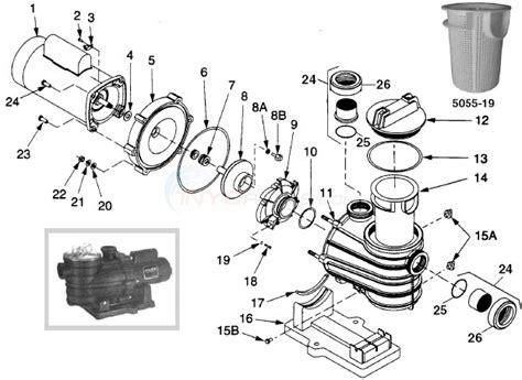 Sta-rite Dyna-wave Pump Parts
