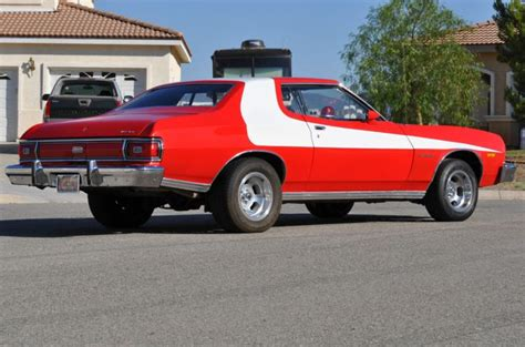 ebay find of the day starsky hutch remake 74 torino - What Of Car Did Starsky And Hutch