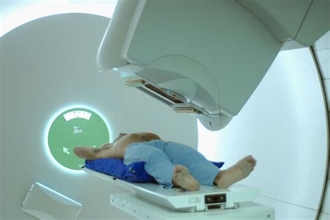 Proton Radiation Locations by Iba Proteus Series Proton Therapy Model Information