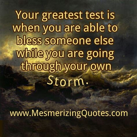 Life Test Quotes
